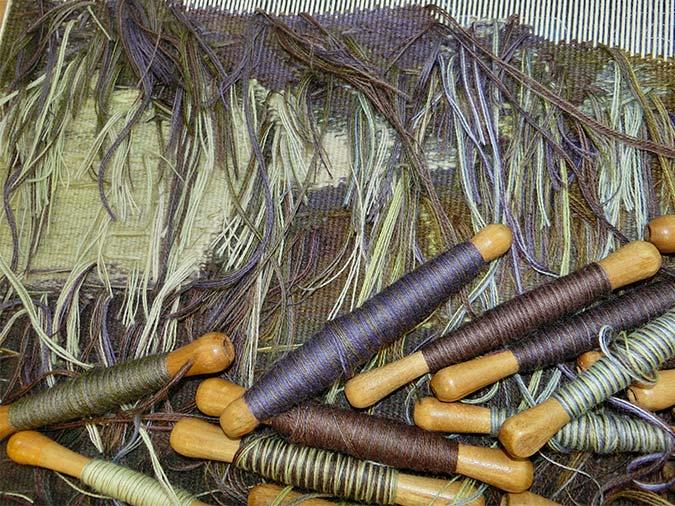 Atelier Bernet tissage aubusson